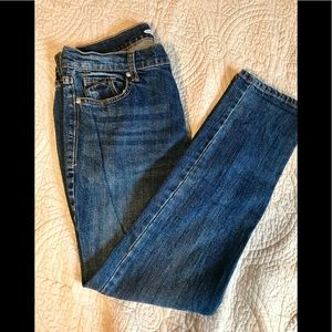 Old Navy boyfriend jeans so 4 skinny
